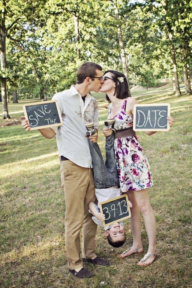 Formas divertidas de anunciar que te casas: ¡Save The Date! | Preparar tu boda es facilisimo.com: