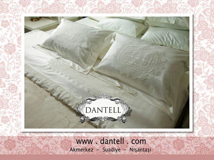 Dantell bedding sets... www.dantell.com #dantell #dantellbrand #hometextile #home #decoration #interiordesign