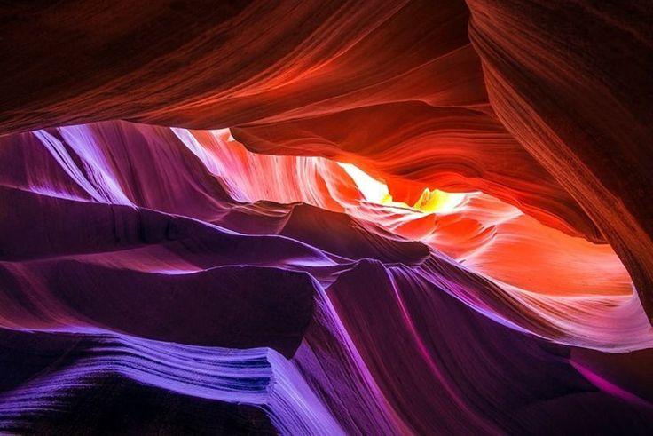 Antelope Canyon, Arizona, United States