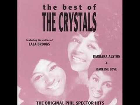 """""""Then He Kissed Me"""" by the Crystals featuring the voices of Lala Brooks, Barbara Alston, and Darlene Love."""