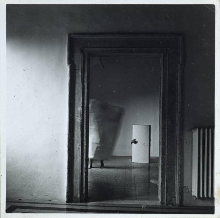 Francesca Woodman, 'From Angel Series, Roma, September 1977' 1977