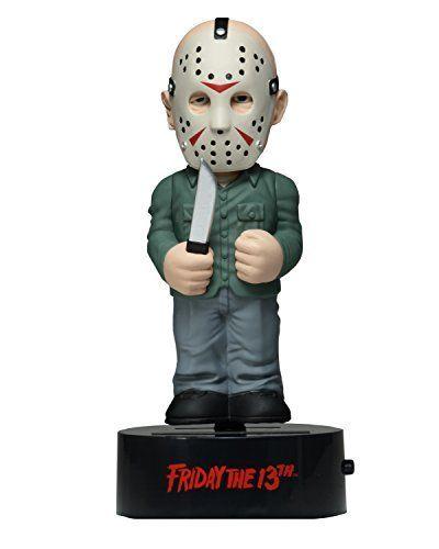 NECA Friday the 13th Body Knocker Jason Action Figure by Neca @ niftywarehouse.com #NiftyWarehouse #Horror #Movies #FridayThe13th #Jason