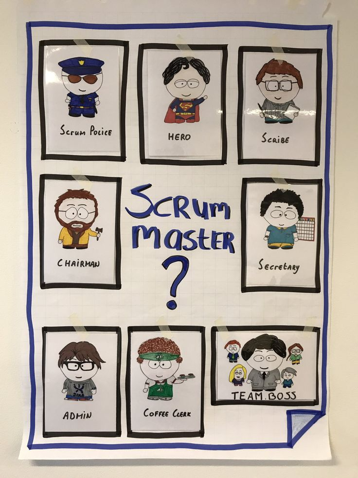 """Who is a Scrum Master and who is not! Thanks @Barryovereem #abe17"""