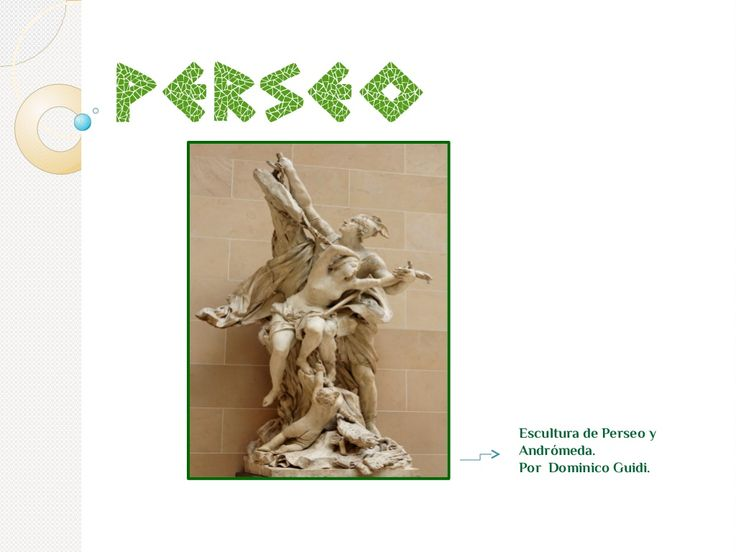 Perseo y Andrómeda by LenguasClásicas IEDA via slideshare