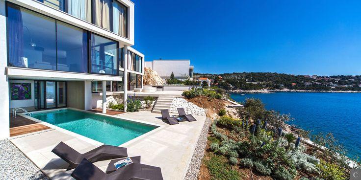 Location de villa de luxe à Croatia, Croatie