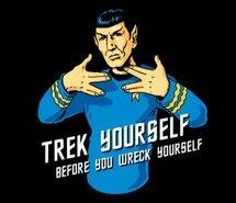 TREK YOURSELF!
