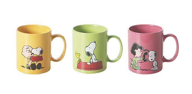 Tazza mug #Peanuts by Excelsa