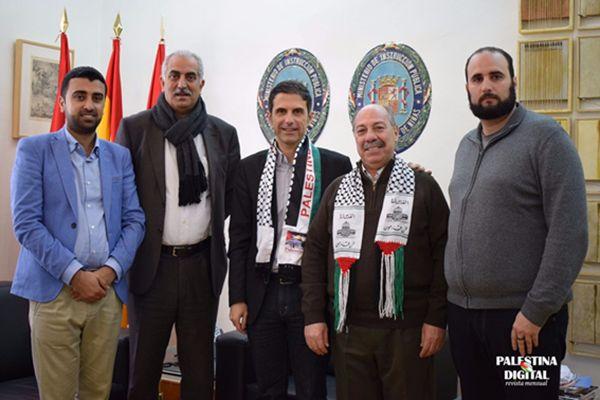 Día de la Tierra Palestina 2017 en Alcalá de Henares