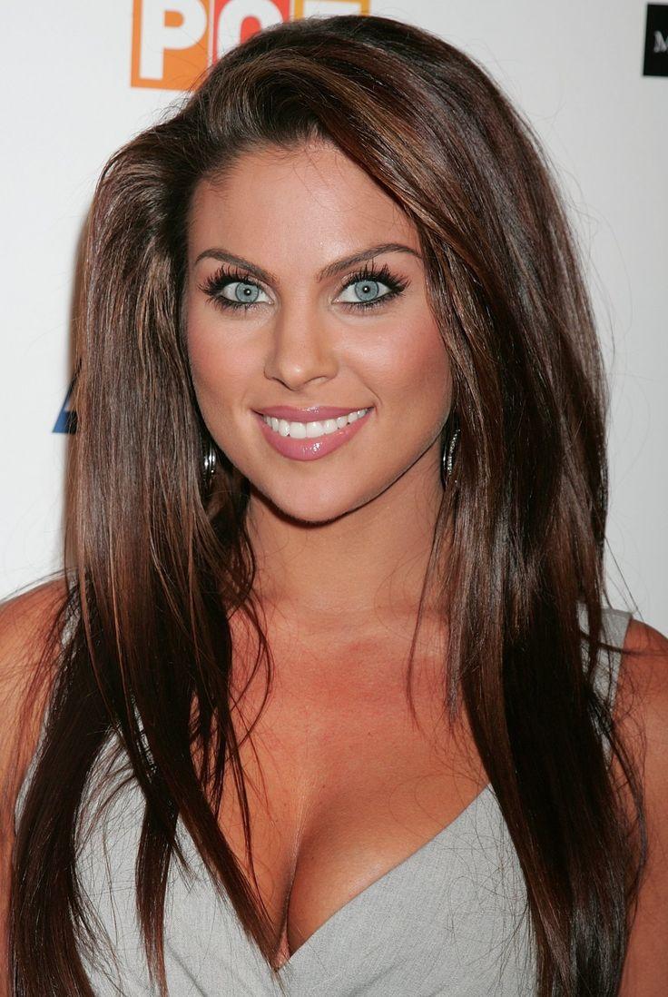 Nadia Bjorlin- her eyes are amazing!!!! | Tv and Movies ...  Nadia Bjorlin- ...