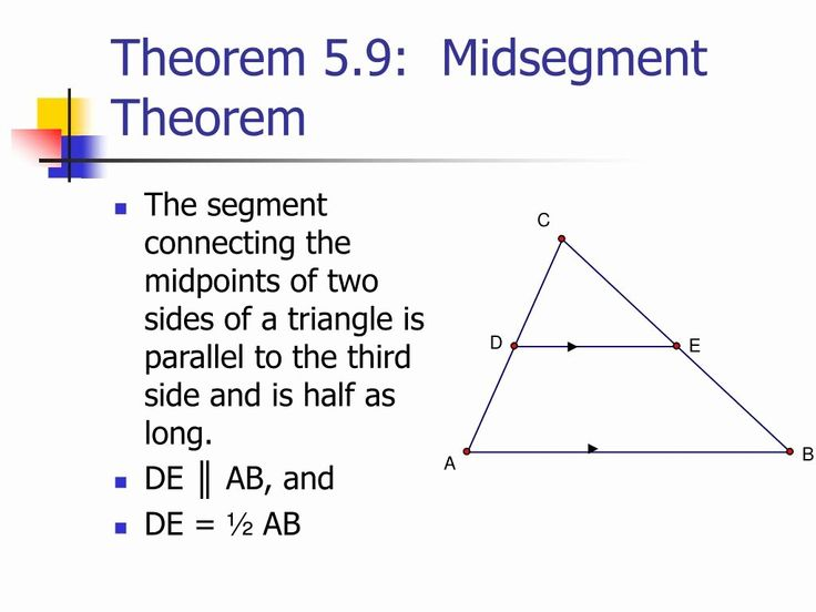 50 Midsegment theorem Worksheet Answer Key in 2020 (With ...