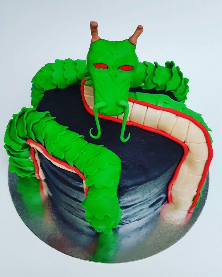 Dragon cake.