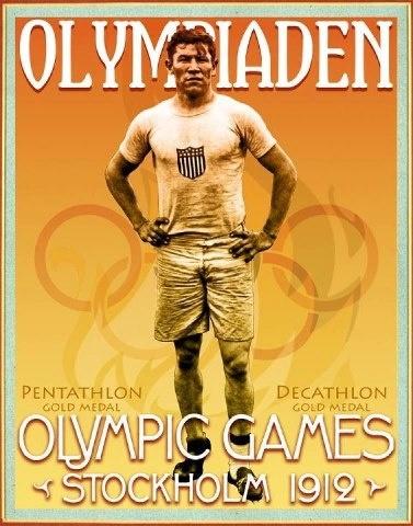 Jim Thorpe - Greatest Athlete in the World