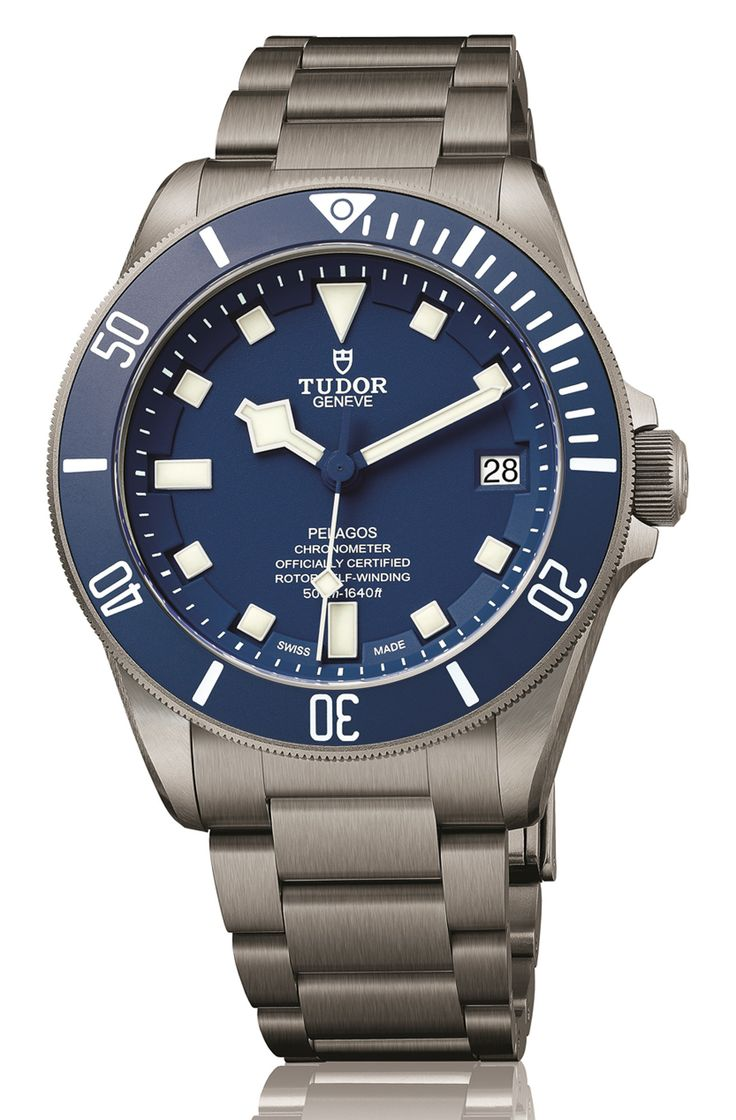 Tudor Pelagos now in blue and with In-house movement MT5621