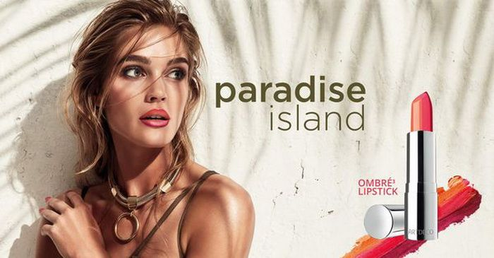 Summer makeup samling Artdeco Paradise Island Makeup Collection sommeren 2017