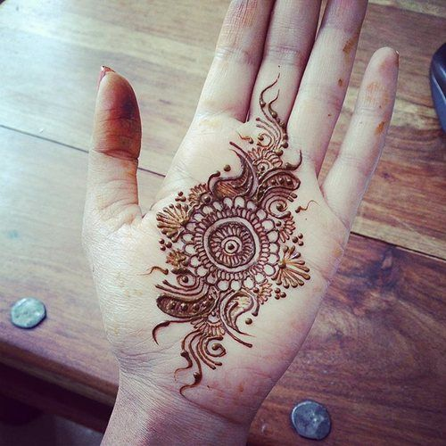 Mehndi Palm Design : Ideas about henna palm on pinterest mehndi