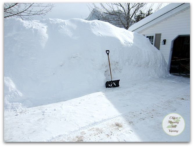 13 Winter Emergency Preparedness Essentials ~ Are You Ready? - I thought it would be timely to review winter preparedness measures. That way, we will all be ready for those increasingly frequent blows from Mother Nature. - Older Mommy Still Yummy