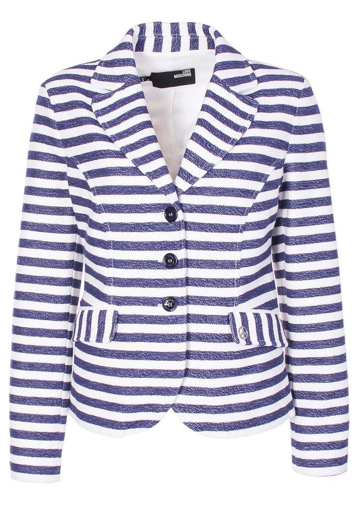 Онлайн-магазин Podium Luxe предлагает купить цветной пиджак MOSCHINO Love по цене 18830 рублей. Бесплатная примерка перед покупкой. Звоните +7 (800) 200-1691.