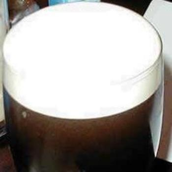 shady leprechaun Ingredients 1 1/2 fluid ounces dark rum 1 pint Irish ...