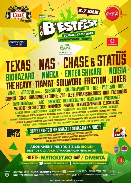 Incepe B'estFest 2013