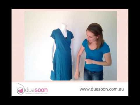 Duesoon Australia. Womama birthing wrap video review. Discover some of the features and benefits of the popular Womama wrap.