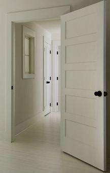 White Interior Door Styles