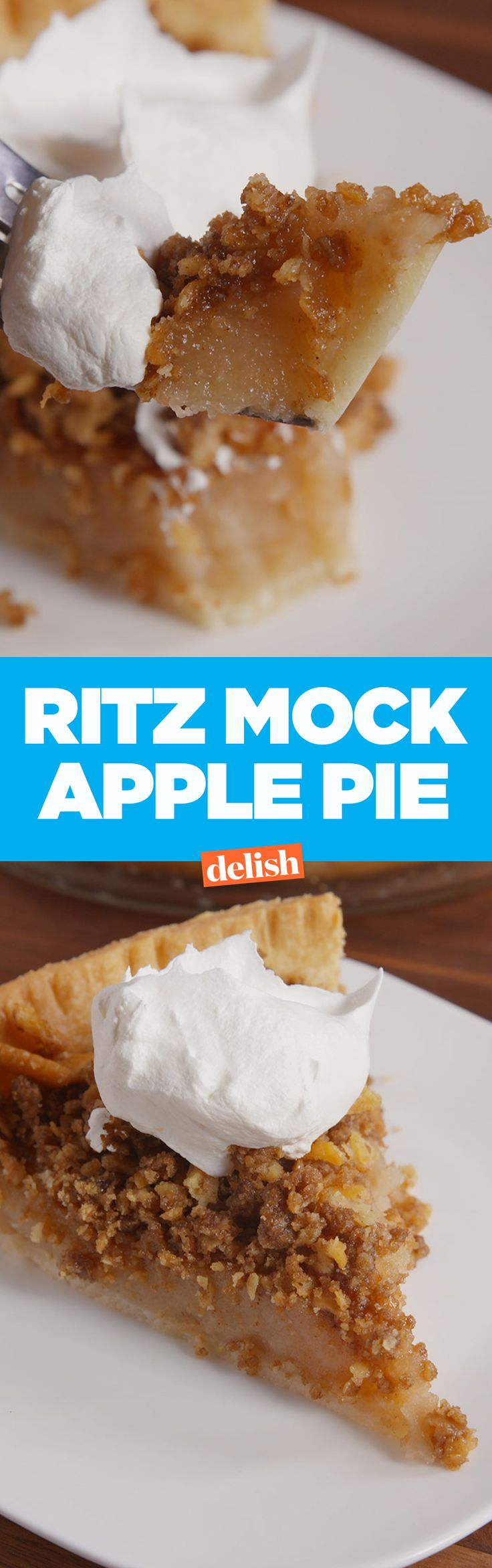 recipe: mock apple pie v [25]
