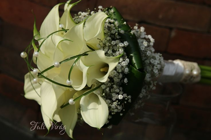 #callabouquet #weddingbouquet #callaflowers