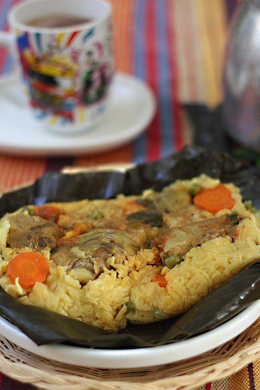 Tamales Colombianos www.antojandoando.com