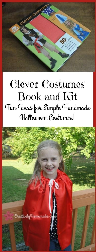 Looking for fun ideas to make your own Halloween costume? With over 50 ideas…