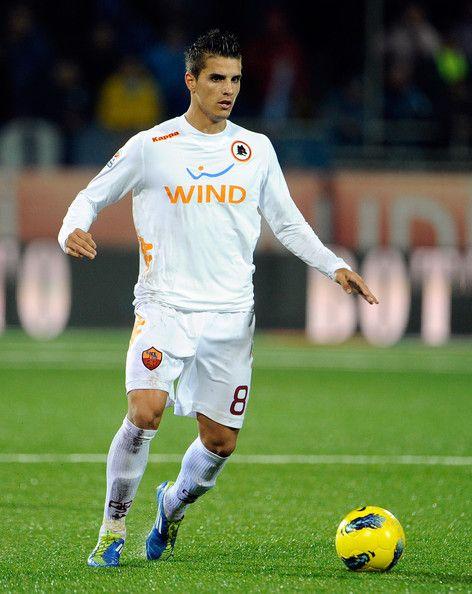 ~ Erik Lamela on AS Roma ~