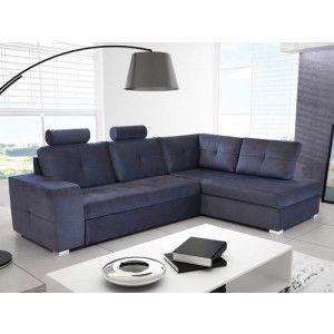 Corner Sofa Bed FLORYDA #cornersofabed #fabricsofabed #cornersofabedFLORYDA