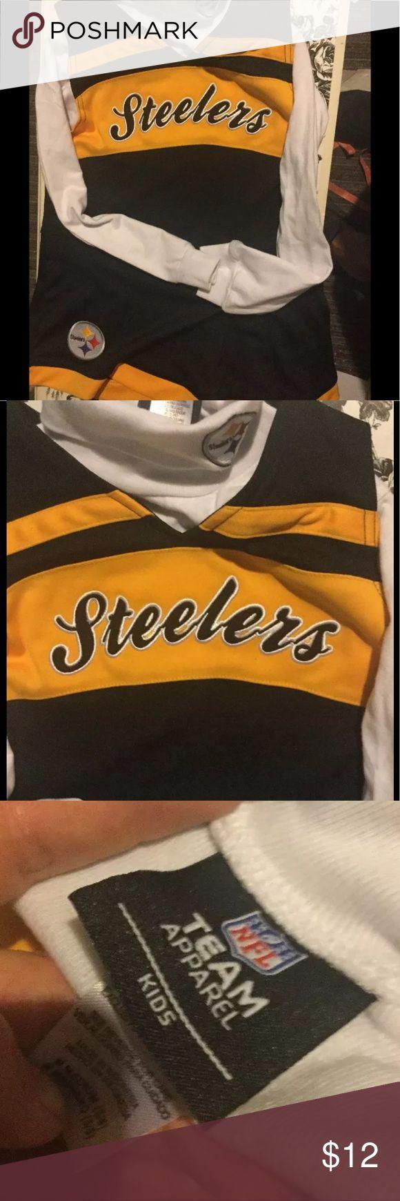 Pittsburgh Steelers Cheerleader Uniform Dress Girls Size 5 6 Pittsburgh Steelers Cheerleader Uniform Dress Cute! nfl Dresses Casual