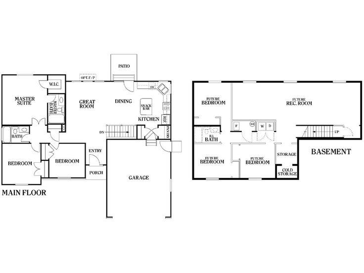 17 best dream house images on pinterest kids safety for Copper creek homes floor plans