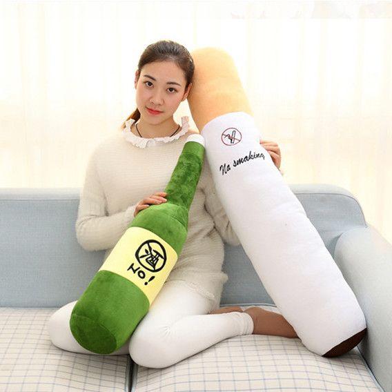Подушки для плохих девочек