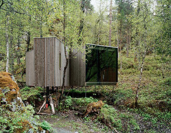 Rasmus Norlander, Juvet landscape hotel