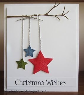 Bonjour les princesses!  Noel approche à grands pas… Et qui dit Noel dit cadeaux et leurs traditionnelles cartes! Pour être original et ne plus se rui