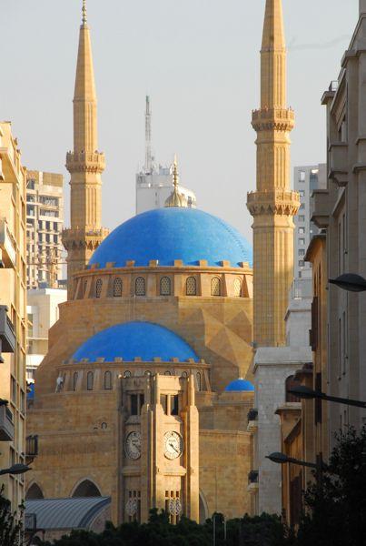 La mosquée de Hariri
