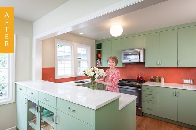 Before & After: A 1940s Kitchen Gets an Era-Appropriate Makeover — Kitchen Remodel | The Kitchn