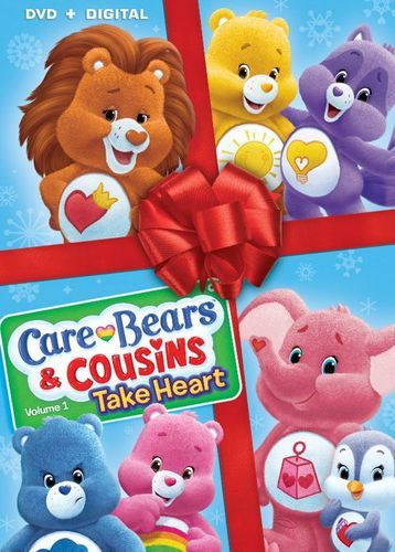 Care Bears & Cousins: Take Heart - Vol. 1 [DVD]