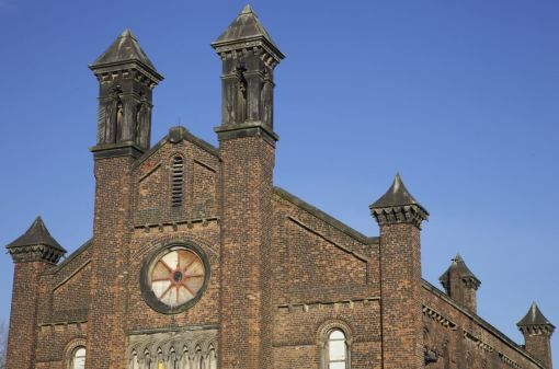 7. Former synagogue on Pollard Street