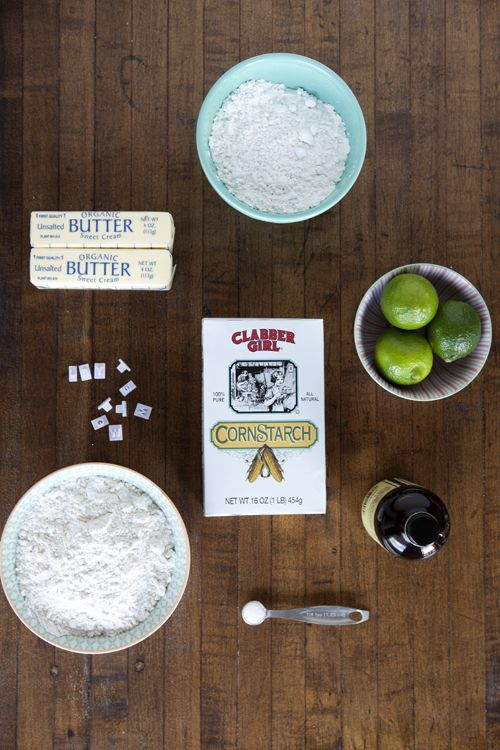 Lime Meltaways, @Sally Blankenship | Sweet Eats | Pinterest