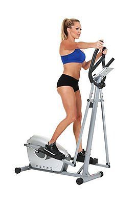 Sunny Health & Fitness SF-E3607 Standard Elliptical Trainer