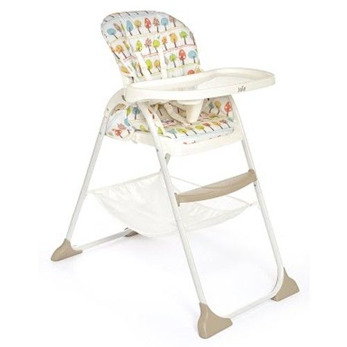 Joie Mimzy Snacker Highchair (Parklife)