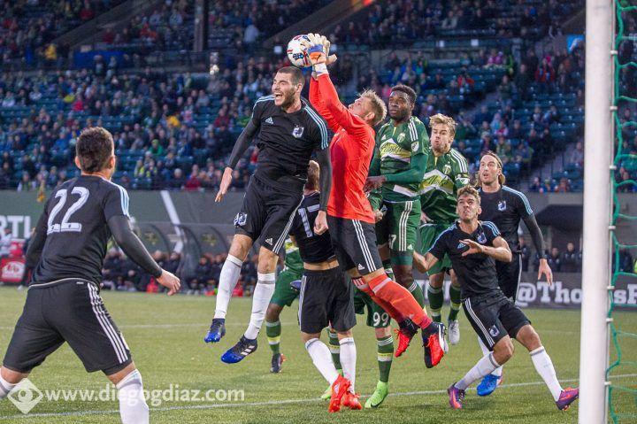 Minnesota United FC Take On Portland Timbers in preseason tango.