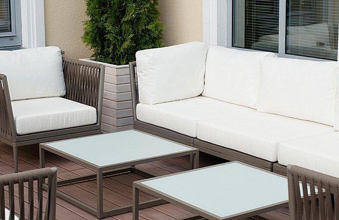 Мебель из ротанга для террас веранд, кафе и ресторанов