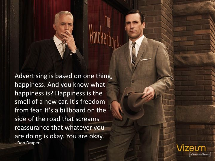 Cool Mad Men quotes