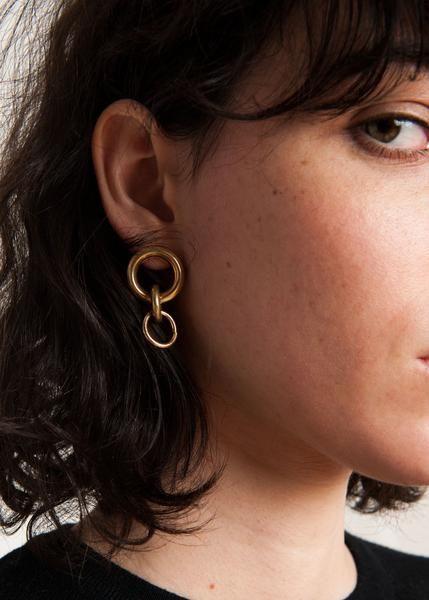 f3bc1cb61 Laura Lombardi Mini Porta Earrings – The Frankie Shop | j e w e l s ...