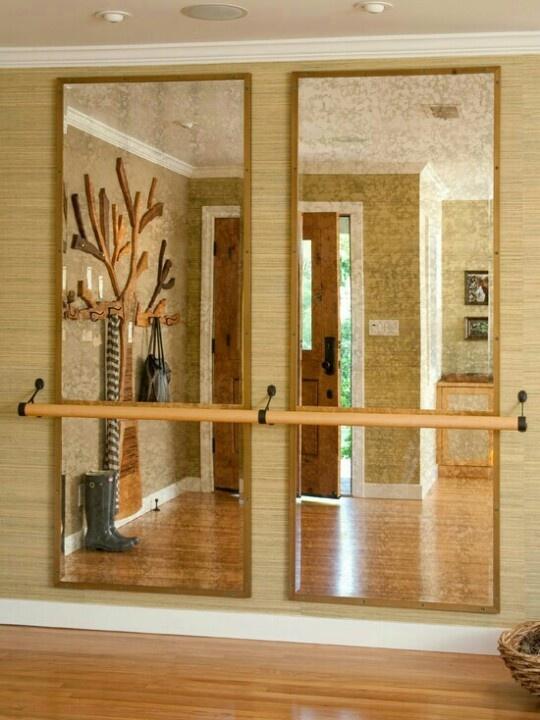 21 besten spiegelw nde bilder auf pinterest dachgeschosse elemente und fitnessraum. Black Bedroom Furniture Sets. Home Design Ideas