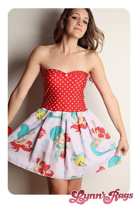 Little Mermaid Dress!