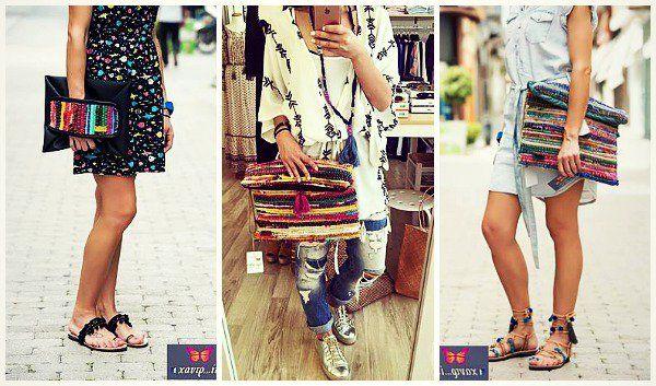 29 Γυναικείες τσάντες made by Πέννυ Χρηστίδη! | ediva.gr Women's Bags from Penny Christidi
